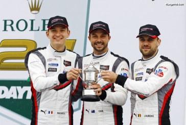 24H Daytona 2019 – Un podium pour Porsche après de gros efforts d'équipe