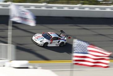 Pole position pour Porsche aux 24 Heures de Daytona 2019