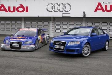 Audi A4 DTM Edition – Une série spéciale produite de 2005 à 2007