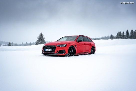 Nouvelle ABT RS4+ : une Audi RS 4 Avant de 530 ch