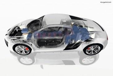 Audi F12 « e performance » – Un prototype d'Audi R8 électrique de 2012