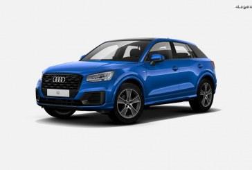 Audi Q2 Midnight Series – Une série spéciale limitée à 1 000 exemplaires