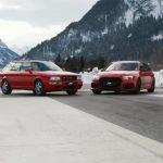 Duel au sommet : ABT RS4+ vs Audi RS 2 Avant