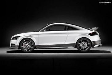 Audi TT ultra quattro concept de 2013 – Sportivité et légèreté