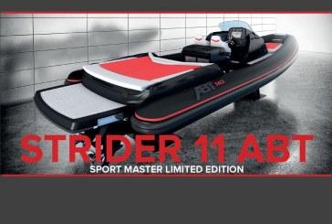 Strider 11 ABT Sport Master – Un bateau de 800 ch conçu avec SACS