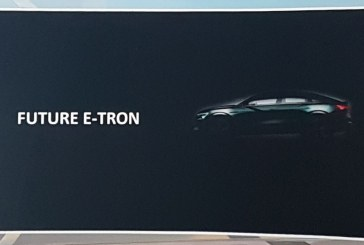La gamme Audi e-tron s'agrandit avec un petit SUV et une version Sportback
