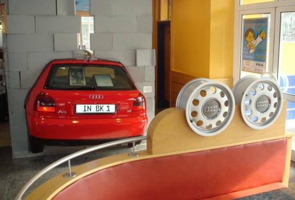 Un restaurant Burger King à la sauce Audi à Ingolstadt