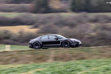 Interview de Walter Röhrl suite à son essai du Porsche Taycan