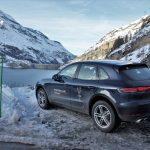Porsche essais hiver 2018-2019: Porsche Macan