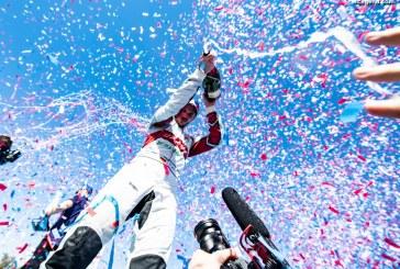 Formule E – Première victoire de l'Audi e-tron FE05 à Santiago du Chili