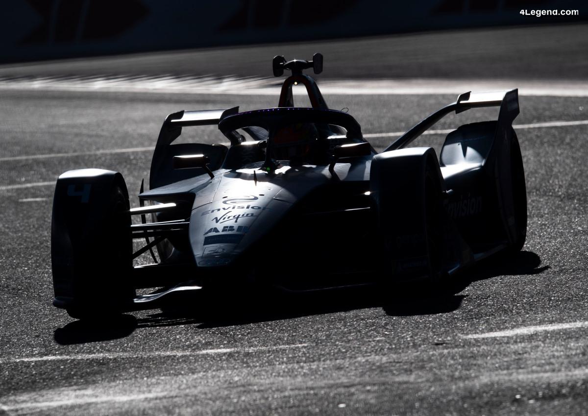 Formule E - Double podium pour l'Audi e-tron FE05 à Marrakech