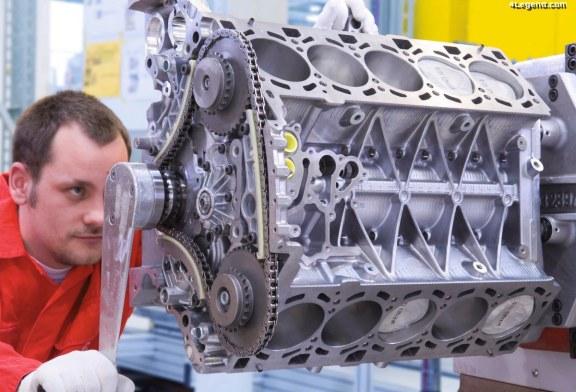 Une grève dans l'usine de moteurs Audi Hungaria perturbe la production d'Audi