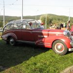 Horch 853 AS 12 Lepil de 1938 – Une voiture de pompier unique