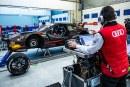 Interview du pilote Audi Mike Rockenfeller sur le DTM et le RS 5 DTM en 2019