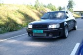 MTM S6 RS FAT'n LOW – Une unique Audi S6 Avant C4 de 420 ch