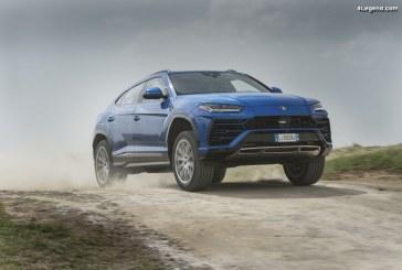 Un Pack Off-Road pour le Lamborghini Urus