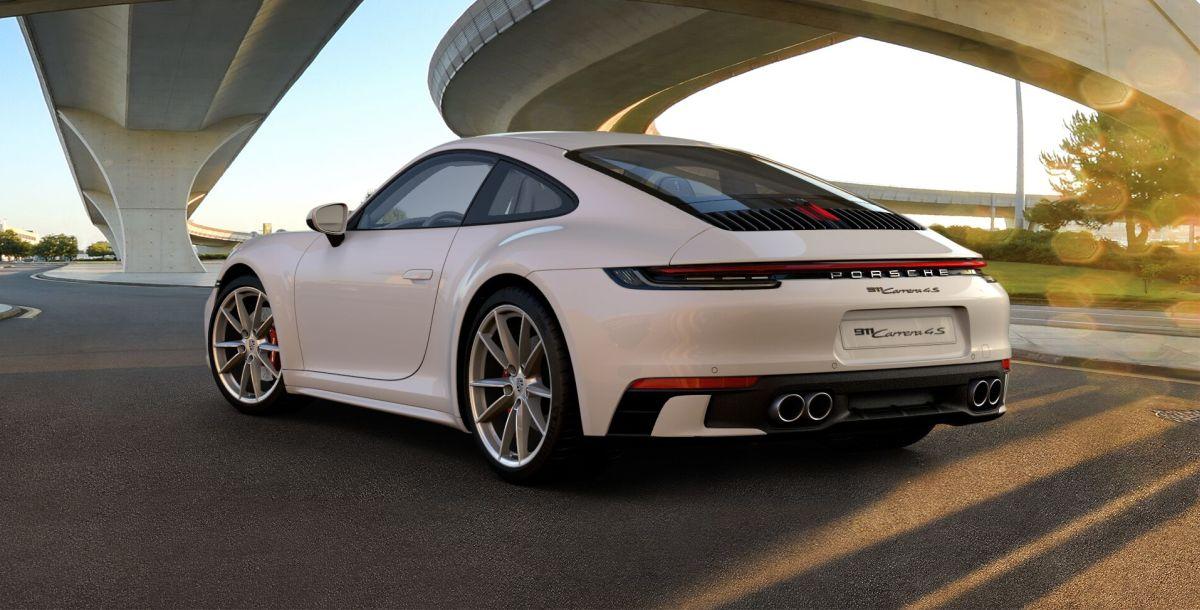 Pack SportDesign pour la nouvelle Porsche 911 - Plus de sportivité