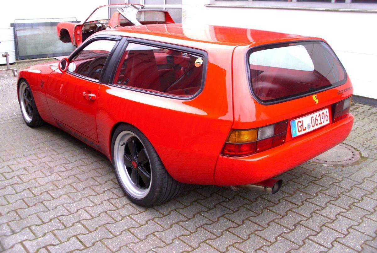 Porsche 924 DP Cargo & 944 DP Cargo - Des breaks de chasse conçus par DP Motorsport