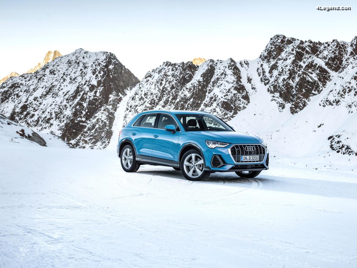La nouvelle Audi Q3 remporte le vote des lecteurs au