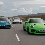 Un nouveau record de livraisons pour Porsche en 2018