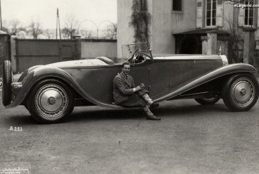 Bugatti célèbre les 110 ans de la naissance de Jean Bugatti