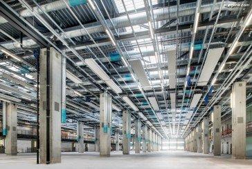 Porsche adopte une architecture moderne pour l'usine du Taycan