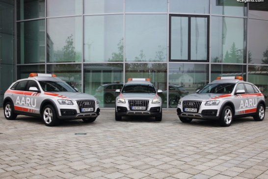 Audi Accident Research Unit : L'accidentologie selon Audi depuis 20 ans