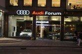 Audi Forum Stockholm – La vitrine des 4 anneaux en Suède