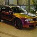 Audi RS 4 Avant B5 Art Car de 2002