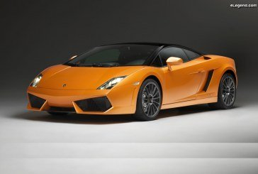 Lamborghini Gallardo LP 560-4 Bicolore de 2011 – Une édition spéciale à carrosserie bi-ton