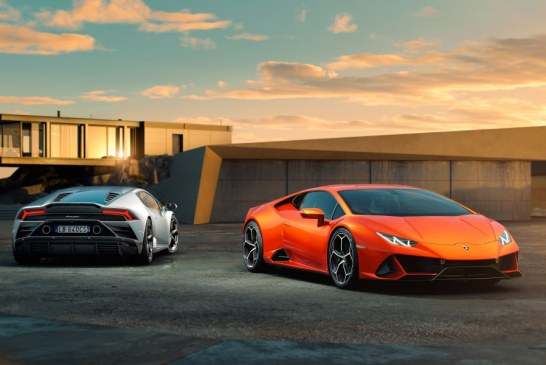 Lamborghini Huracán EVO – Plus de technologies pour une meilleure conduite