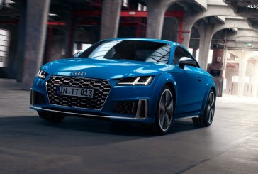 Ouverture des commandes des nouvelles Audi TTS & TTS competition