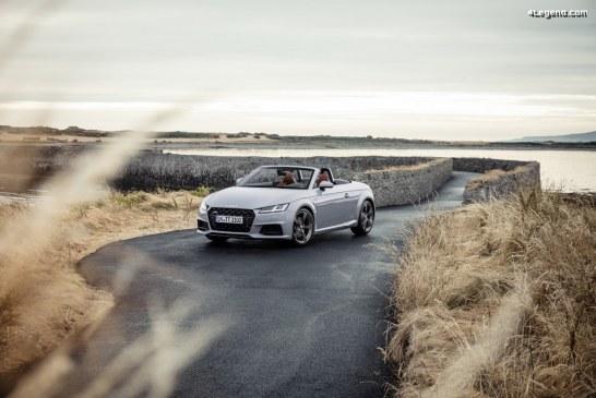 Tarifs et ouverture des réservations de l'Audi TT 20 Years