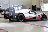 Top 5 des détails de la Porsche 919 Hybrid Evo
