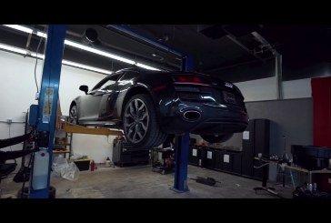 Anecdote – Comment vidanger une Audi R8 V10?