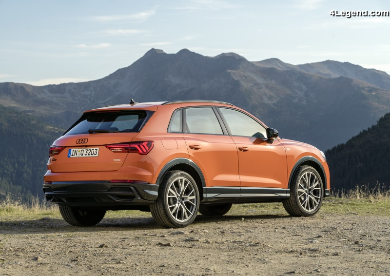 la nouvelle audi q3 remporte le vote des lecteurs au best cars 2019. Black Bedroom Furniture Sets. Home Design Ideas