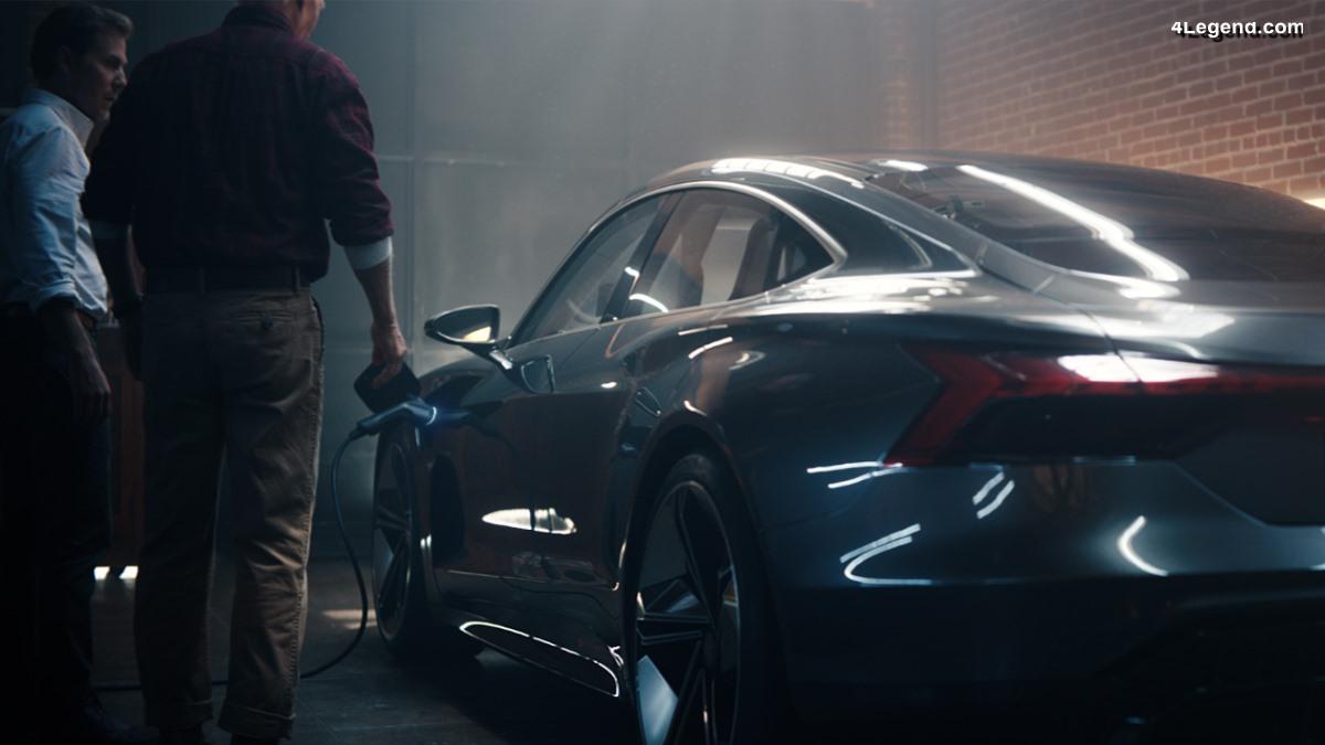 La nouvelle publicité Audi