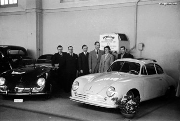 Il y a 70 ans, première apparition de Porsche au Salon international de Genève