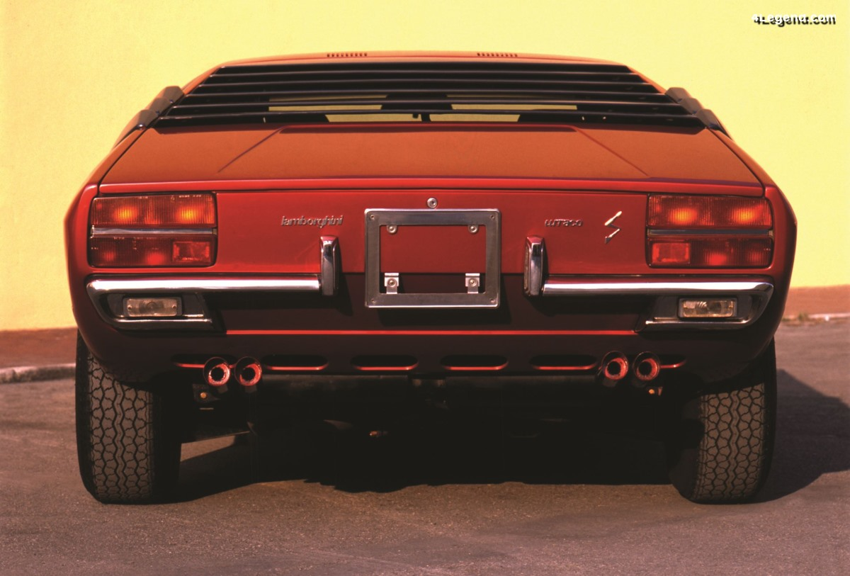 Anecdote - Signification réelle du S chez Lamborghini : Aventador S, Miura S, Countach S, ...