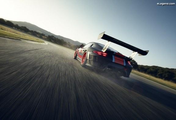 Première course de Porsche 911 GT2 RS Clubsport aux 24 Heures de Spa 2019