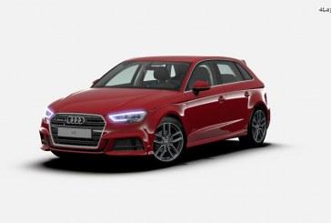 Audi A3 Sport Limited – Une dernière série limitée