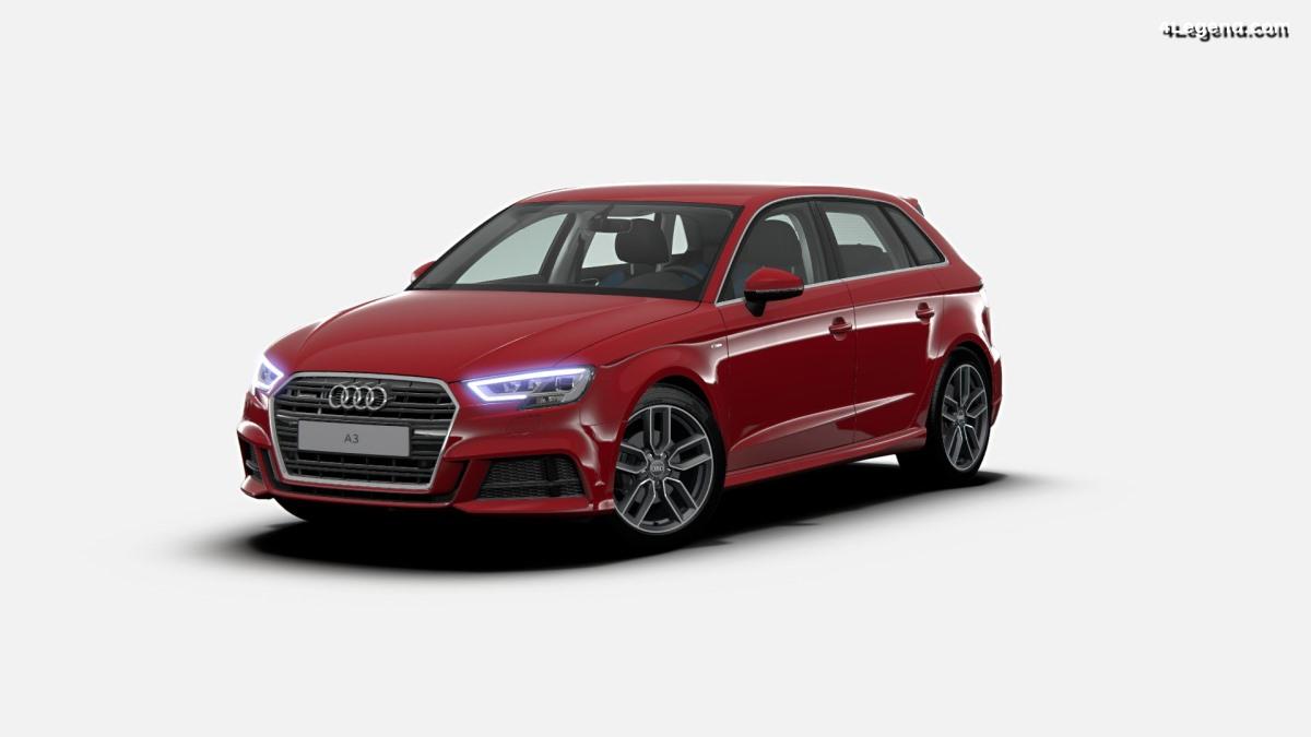 Audi A3 Sport Limited - Une dernière série limitée