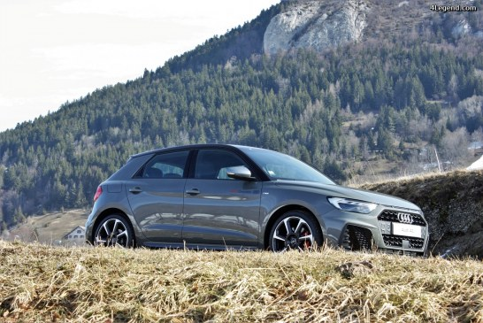 Test drive Audi A1 40 TFSI 200 chevaux: Chronos contre chrono