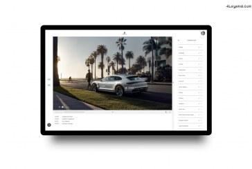 Porsche lance le concours des développeurs utilisant les données de la Mission E Cross Turismo