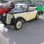 DKW F8 Luxe Cabriolet de 1939 – Châssis 3142010