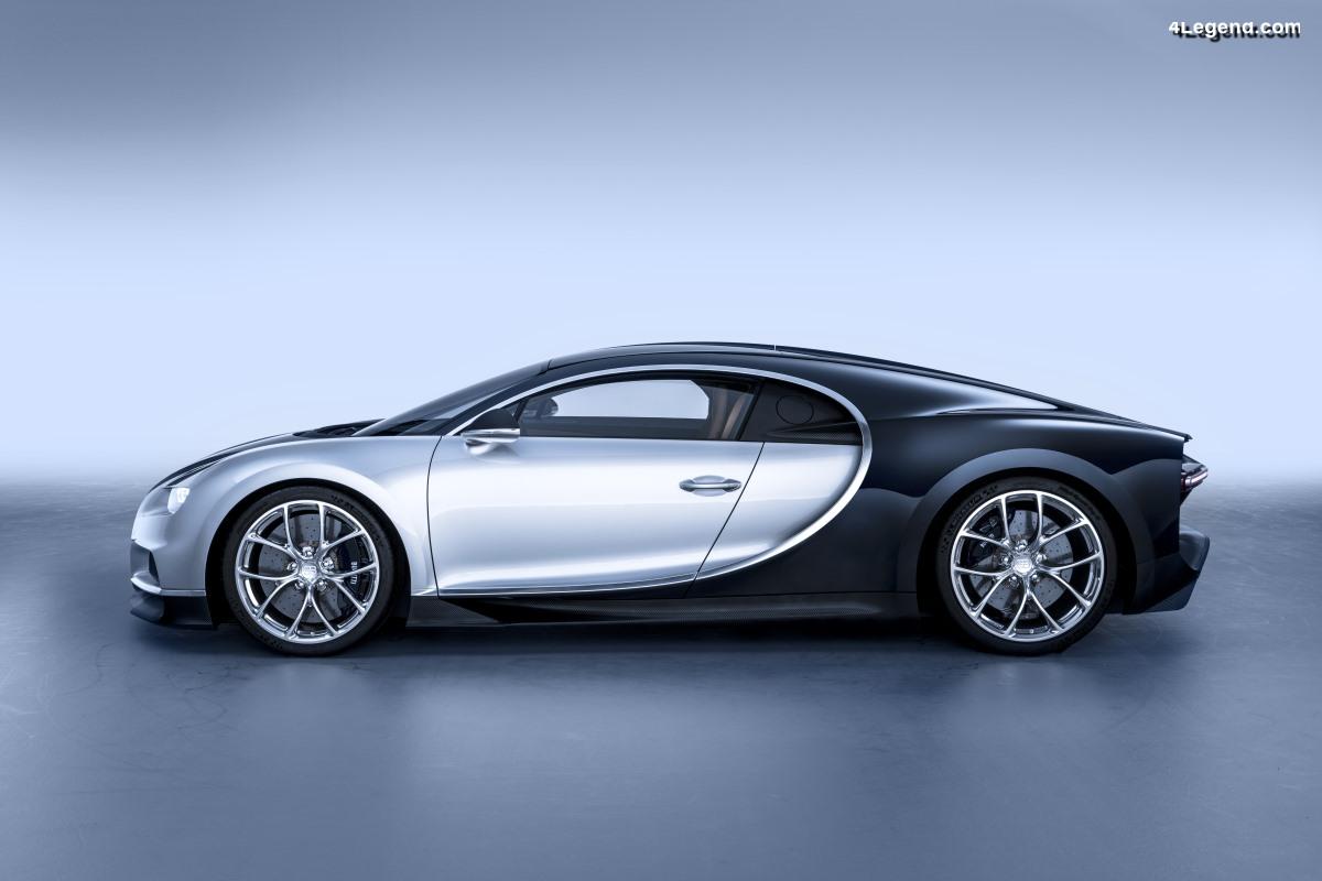 Généalogie des hypersportives signées Bugatti