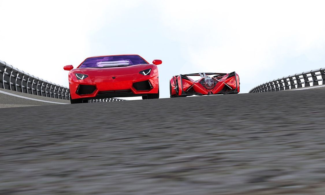 Lamborghini Exo-Suit - Un projet d'exosquelette automobile