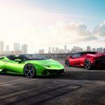 Nouvelle Lamborghini Huracán EVO Spyder – Plus dynamique et performante