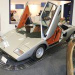 Lamborghini LP400 Countach «Periscopio» de 1974 – Châssis 1120030