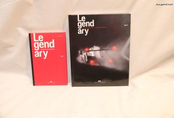 Livres «Legendary – The Porsche 919 Hybrid Project» Vol. 1 & 2 – Delius Klasing